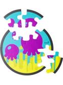 Vodné penové puzzle