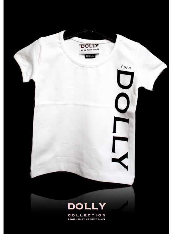 """DOLLY signature T-shirt """"I am DOLLY"""""""
