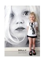 "DOLLY signature T-shirt ""I am DOLLY"""