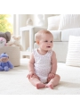 Overall - sleeveless bodysuit with hearts - Lovely Aden & Anais