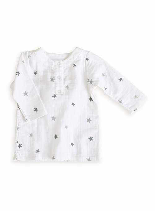 Long-sleeved tunic Stars Aden&Anais