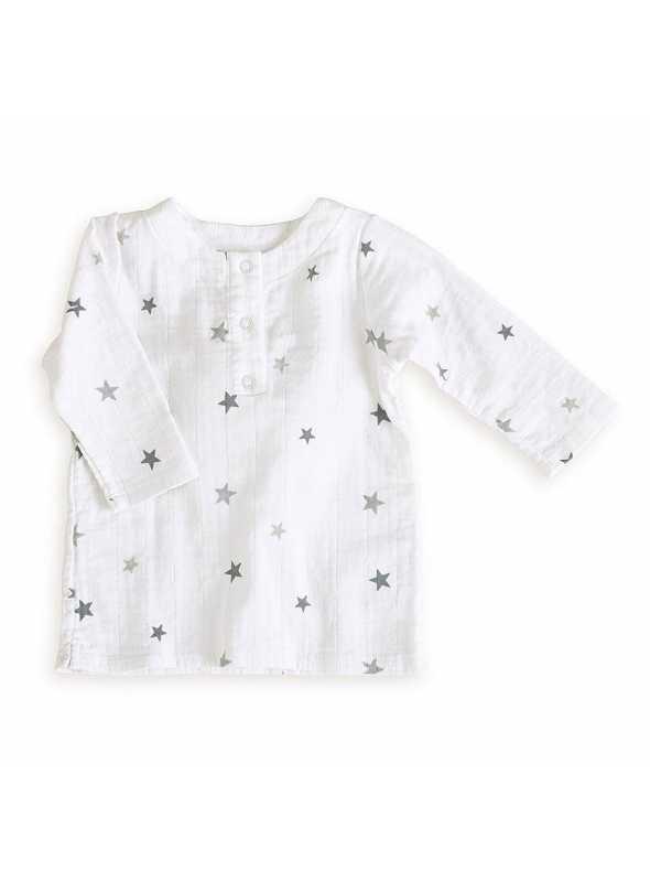 Long-sleeved tunic Stars Aden&Anais