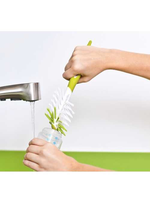 Scrub - brush for washing bottles