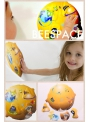 3D puzzle to bath – space